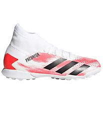 adidas Performance Football Boots - Predator 20.3 TF - White/Pin