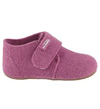 Living Kitzbühel Slippers - Wool - Iris