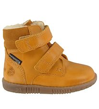 Bundgaard Winter Boots - Rabbit Velcro - Yellow