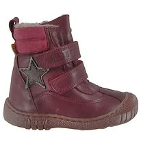 Bisgaard Winter Boots - Tex - Elix - Bordeaux