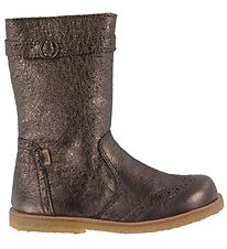 Bisgaard Winter Boots - Tex - Fillippa - Charcoal
