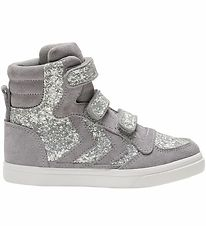 Hummel Shoes - HMLStadil Glitter Jr - Alloy