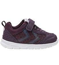 Hummel Shoes - HMLCrosslite Winter Infant - Blackberry Wine