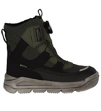Superfit Winter Boots - Black/Green