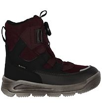 Superfit Winter Boots - Bordeaux/Black