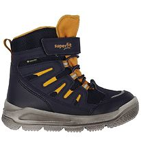 Superfit Winter Boots - Blue/Yellow