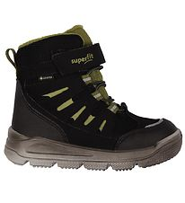 Superfit Winter Boots - Black/Glacier