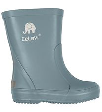 CeLaVi Rubber Boots - Smoke Blue