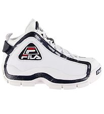 Fila Shoes - Grant Hill 2 - White/Navy