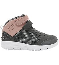 Hummel Winter Boots - Tex - HMLCrosslite Winter Mid Jr - Asphalt