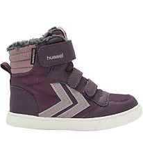 Hummel Winter Boots - Tex - HMLStadil Super Poly Boot Mid Jr - B