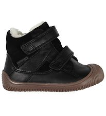 Bundgaard Winter Boots - Walk Velcro Tex - Black