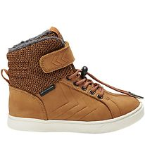 Hummel Winter Boots - Tex - HMLSplash Jr - Pumpkin Spice