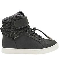 Hummel Winter Boots - Tex - HMLSplash Jr - Asphalt