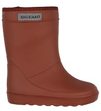 En Fant Thermo Boots - Wine