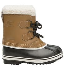 Sorel Winter Boots - Childrens Yoot Pac - Brown