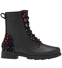 Sorel Winter Boots - Youth Emelie - Black