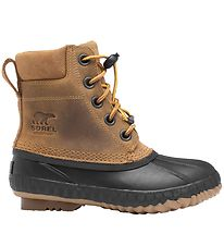 Sorel Winter Boots - Youth Cheyanne ll - Brown