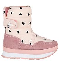 Rubber Duck Winter Boots - Snowjogger - Rose