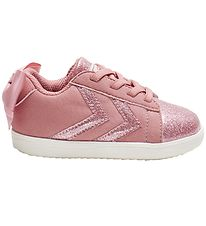 Hummel Shoes - HMLHoney Bow Infant - Ash Rose