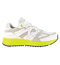 Woden Shoes - Eve Neon - Neon White