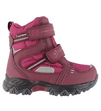 Color Kids Winter Boots - Beet Red