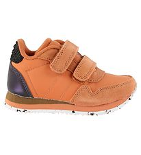 Woden Shoes - Nor Suede - Peach