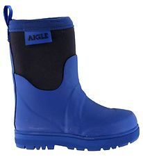 Aigle Rubber Boots - Woody Cross - Roi Marine