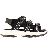 Dolce & Gabbana Sandals - DNA Jr - Black