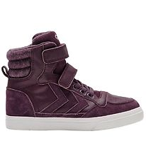 Hummel Winter Boots - HMLStadil Winter Jr - Blackberry Wine