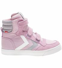 Hummel Shoes - HMLStadil High Jr - Mauve Shadow