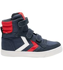 Hummel Shoes - HMLStadil High Jr - Blue Nights