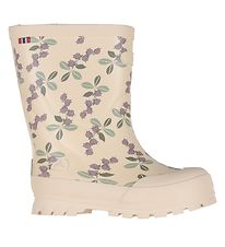 Viking Rubber Boots - Jolly Lingonberry - Powder Rose