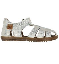 Naturino Sandals - See - White w. Gold