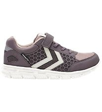 Hummel Shoes - Crosslite Tex Jr - Purple/Rose
