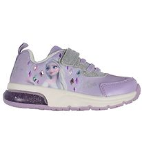 Geox Shoes - Spaceclub - Frost - Purple/Silver