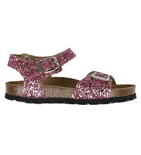 Petit by Sofie Schnoor Sandals - Rose w. Glitter