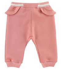 Fendi Kids Trousers - Rose w. Ruffles