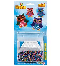 Hama Mini Beads - Owls