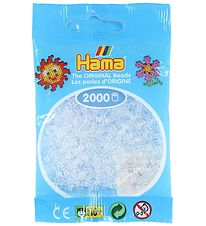Hama Mini Beads - 2000 pcs - Transparent