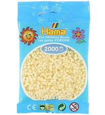 Hama Mini Beads - 2000 pcs - Ivory