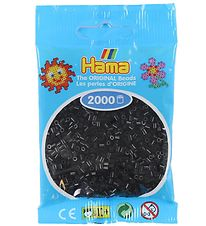 Hama Mini Beads - 2000 pcs - Black