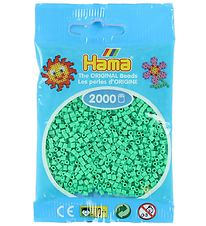 Hama Mini Beads - 2000 pcs - Light Green