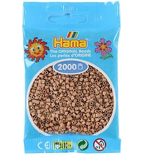 Hama Mini Beads - 2000 pcs - Tan