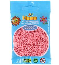 Hama Mini Beads - 2000 pcs - Light Pink