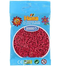 Hama Mini Beads - 2000 pcs - Dark Pink