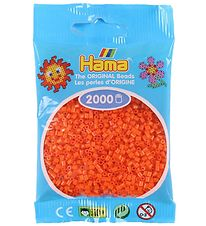 Hama Mini Beads - 2000 pcs - Orange