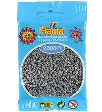 Hama Mini Beads - 2000 pcs - Grey