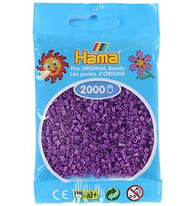 Hama Mini Beads - 2000 pcs - Purple