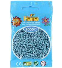Hama Mini Beads - 2000 pcs - Petrol